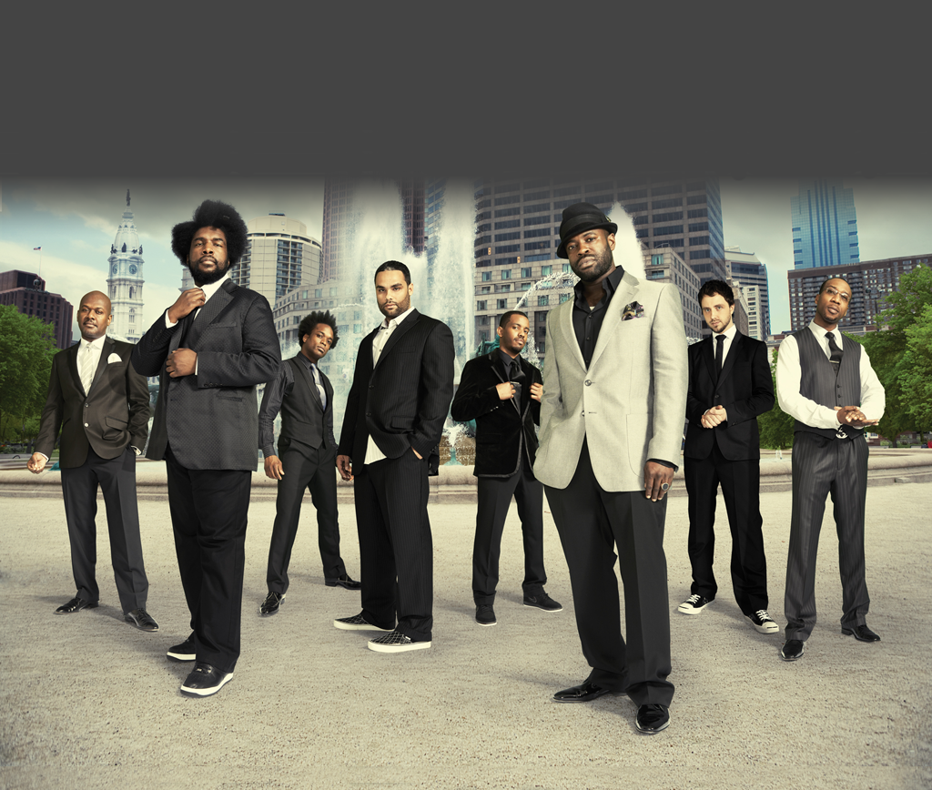 Philly Rap Group The Roots