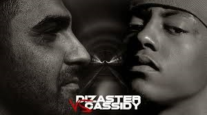 Cassidy vs Dizaster Battle Rap