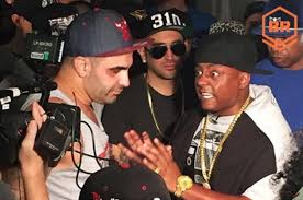 Cassidy vs Dizaster Rap Battle Rematch